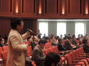 photo-Fujioka-ILE-symposium
